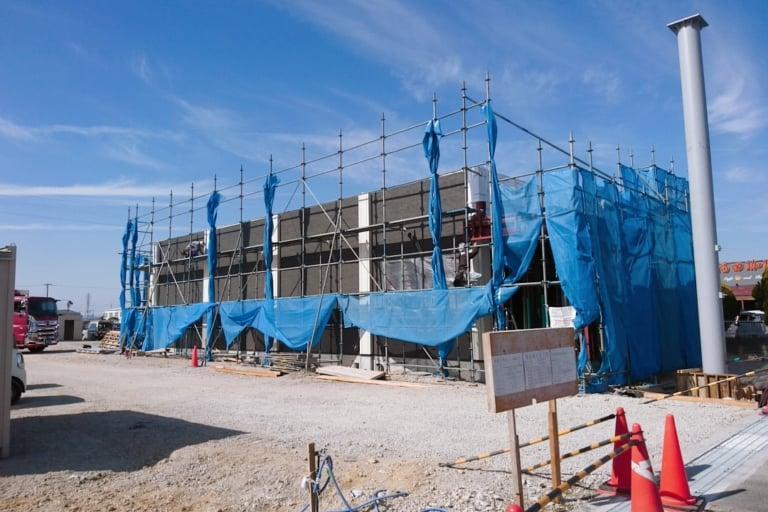 【明石市】二見に新店舗が建設中ですよ!どんなお店が入るのか調査してみました☆