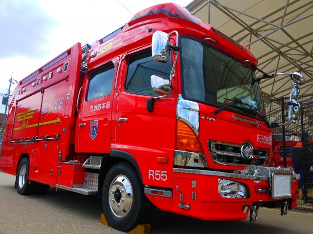 緊急車両イメージ
