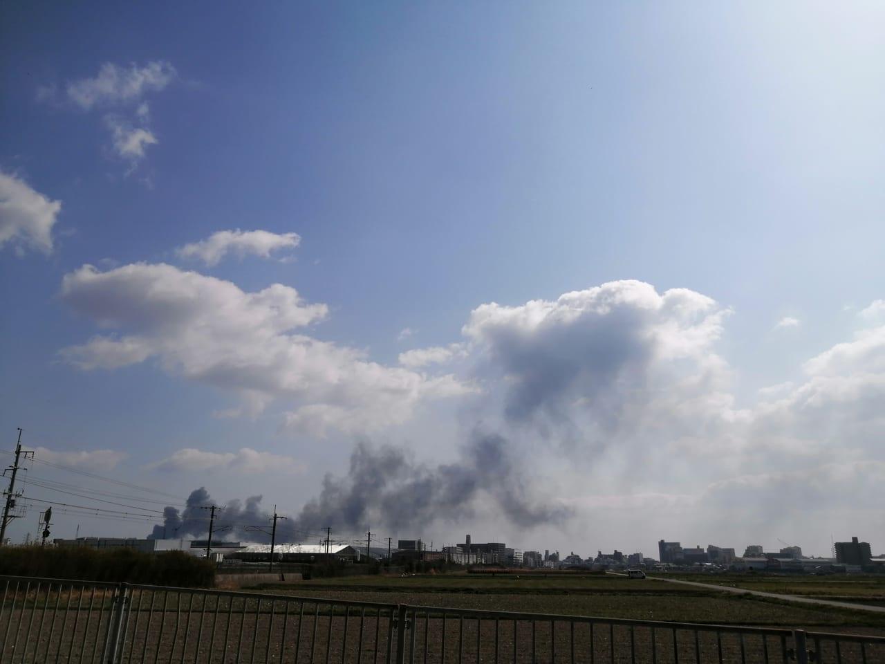 神戸市西区と明石松陰火災